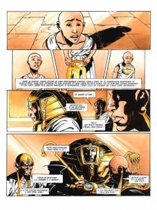 Extrait de Methraton -3- Pharaon
