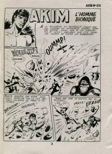 Extrait de Akim (1re série) -610- L'homme bionique