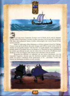 Extrait de Astérix (Hors Série) -C06- Astérix et les Vikings - L'Album du film