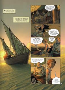Extrait de Lune d'ombre -3- L'île aux Démons