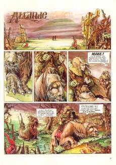 Extrait de Allande -1- Le royaume perdu