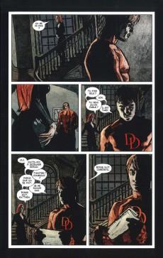 Extrait de Daredevil (100% Marvel - 1999) -10- La Veuve