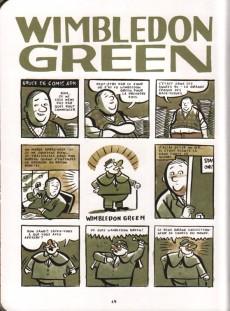Extrait de Wimbledon Green