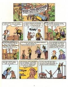 Extrait de Chick Bill (Rijperman) -6TL- Alerte à Marraccas