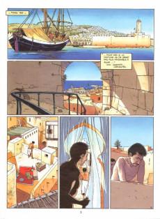 Extrait de Chronique de la maison Le Quéant -5- Les portes d'Alger