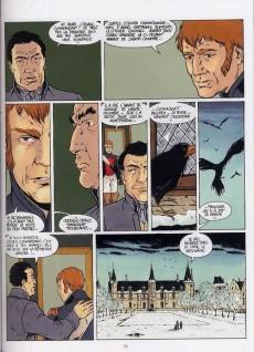 Extrait de La malédiction de Bellary -3- Le bâtard et la colombe