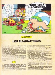 Extrait de Astérix (livres-jeux) -14- Le Grand Jeu