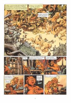 Extrait de Trolls de Troy -5- Les Maléfices de la Thaumaturge