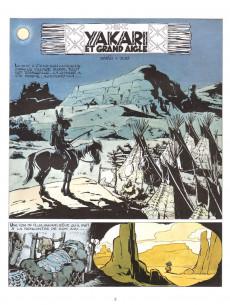Extrait de Yakari -1c2004- Yakari et Grand Aigle
