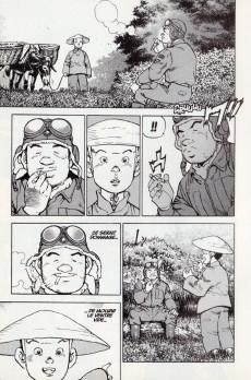 Extrait de Zipang -8- Volume 8