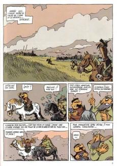 Extrait de Une aventure rocambolesque de... -3- Attila le Hun - Le fléau de Dieu