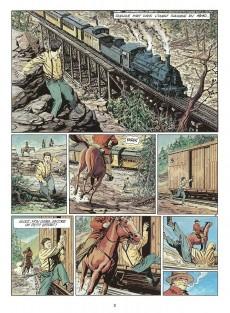 Extrait de La branche Lincoln -1- Un secret hors de la tombe