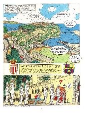 Extrait de Eric Castel -7- La nuit de Tibidabo