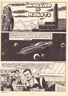 Extrait de Cosmos (2e série) -4- Invasion de robots