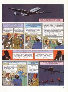 Extrait de Blake et Mortimer (Les Aventures de) -4- Le mystère de la grande pyramide T1