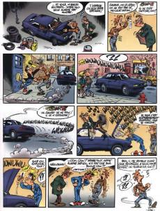 Extrait de Garage Isidore -7- Les complices de la clé plate