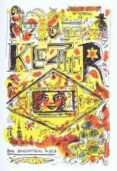 Extrait de Klezmer -2- Bon anniversaire Scylla