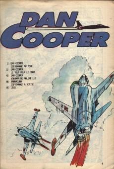 Extrait de Dan Cooper (Pocket) -2- Espionnage au pôle - Le tout pour le tout - Volontaire malgré lui
