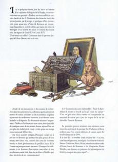Extrait de L'Épervier (Pellerin) -HS2- Archives Secrètes