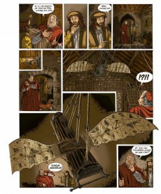 Extrait de Général Leonardo -1- Au service du Vatican