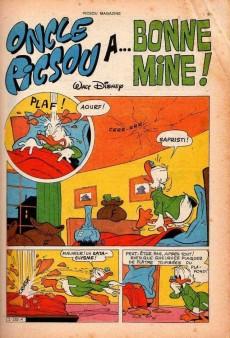 Extrait de Picsou Magazine -54- Picsou Magazine N°54