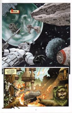 Extrait de Star Wars - X-Wing Rogue Squadron (Delcourt) -1- Rogue Leader