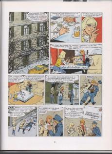 Extrait de Ric Hochet -30b00- Le fantôme de l'alchimiste