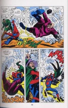 Extrait de Spider-Man (L'Intégrale) -10INT- Spider-Man : L'Intégrale 1972