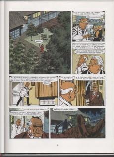 Extrait de Ric Hochet -46a93- Les témoins de Satan
