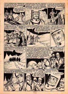 Extrait de Météor (1re Série - Artima) -4- Aventure sur la Lune...