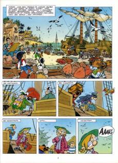 Extrait de Marine (Corteggiani/Tranchand) -4a- L'empereur des singes