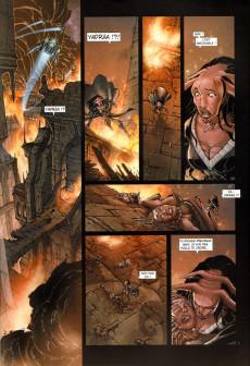Extrait de Kookaburra Universe -6- Le Serment Dakoïd
