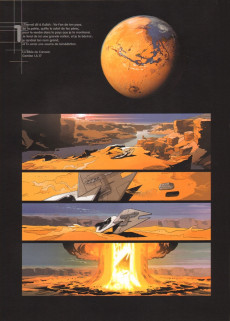 Extrait de Universal War One -6- Le patriarche