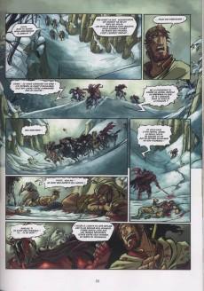 Extrait de La quête du Graal -1- Arthur Pendragon