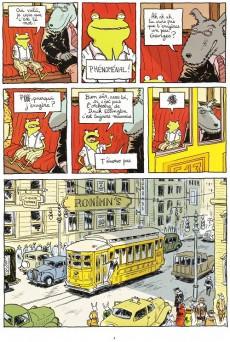 Extrait de Georges Frog -1- Premier couplet