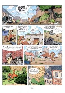 Extrait de Billy the Cat -10- Les machines à ronronner