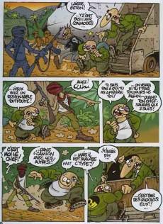 Extrait de Illustré (Le Petit) (La Sirène / Soleil Productions / Elcy) - Les Vacances illustrées en bandes dessinées