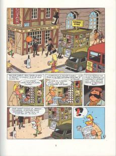 Extrait de Clifton -2b1990- Le voleur qui rit