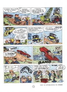 Extrait de Gaston (Hors-série) -FB12- Fou du bus - CGFTE