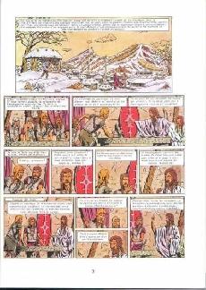 Extrait de Alix -2d2007- Le Sphinx d'or