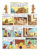 Extrait de Chick Bill -332'- Le cow-boy de fer