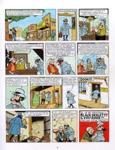 Extrait de Chick Bill -3446- La tête au mur