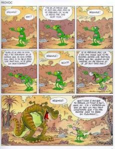 Extrait de Nabuchodinosaure -2- Chroniques de l'apeupréhistoire...