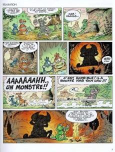 Extrait de Nabuchodinosaure -9- Apeuprehistoric games