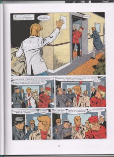 Extrait de Ric Hochet -33b99- Le scandale Ric Hochet