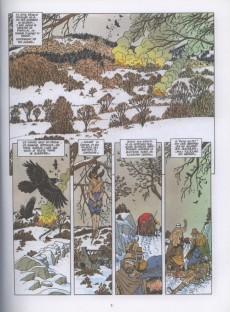 Extrait de Les 7 Vies de l'Épervier -1Pub- La Blanche Morte