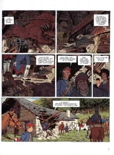 Extrait de Le marquis d'Anaon -4- La bête