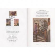 Extrait de (AUT) Schuiten, François -1TL- François Schuiten - Histoires de timbres