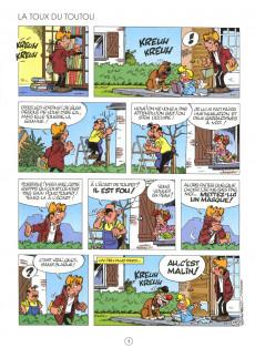 Extrait de Toupet -10- Toupet martyrise les tympans