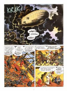 Extrait de Odilon Verjus (Les exploits d') -7- Folies Zeppelin